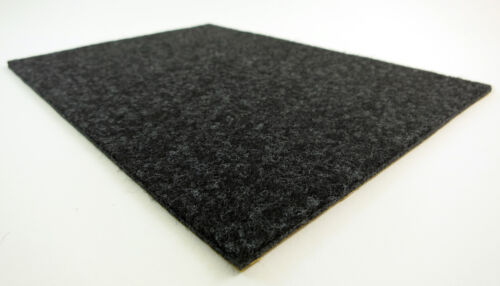 Felt Sheet 10 x 10cm Strong Self Adhesive 2-10mm Industrial Quality Gliders
