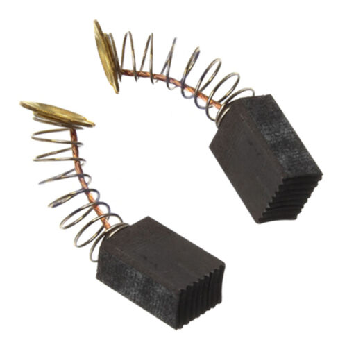 Carbon Brushes for MAKITA Grinder 9526PB 9527PB 9528PB 6mm x 9mm x 12mm 191940-4