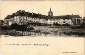 CPA-Luxeuil-les-Bains-Seminaire-Ancienne-Abbaye-636757
