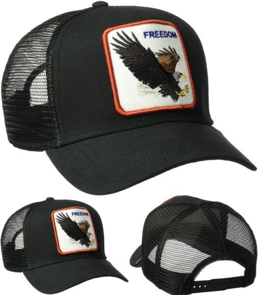 daaef51c ... Goorin Brothers Animal Farm Snap Back Trucker Hat Women S: Goorin Bros  Men's Animal Farm