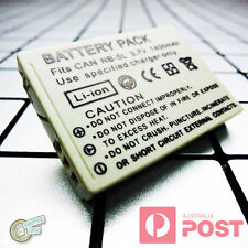 NB-5L 5LH NB5L NB5LH Battery for Canon IXY Digital 830IS 900IS 910IS 920IS