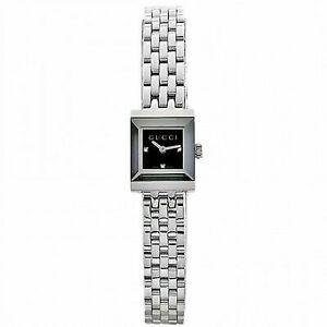 3c3151d8c34 Gucci G-frame Diamond Dial Ladies Watch YA128507 for sale online