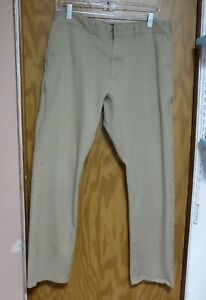 Details about Nike SB FTM Khaki Men's Pants Waist 34 Inseam 29