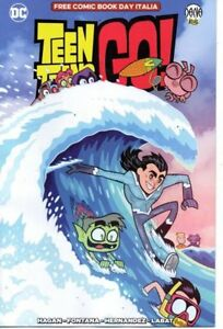 Panini-Free-Comic-Book-Day-2018-1-dicembre-2018-DANA-KIDS-TEEN-TITANS-GO