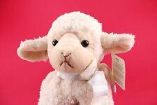 New BURBERRY Pajama Bag Lamb Plush Kid Pouch Carry Storage Tartan Baby pyjama