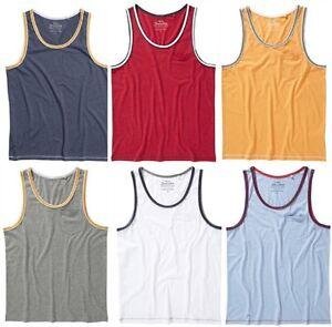 Shirts & Hemden Verantwortlich Mens Next Summer Cotton Relaxed Fit Pocket Vest T Shirt Top Xs-xxxxl 6 Colours KöStlich Im Geschmack Herrenmode