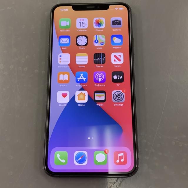 Apple iPhone 11 Pro Max - 256GB - Gray (Unlocked) (Read Description) AD1164