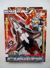 NEW Wing Japan Big Police Jet Robot Transformers NMIB Diaclone Select Convertors