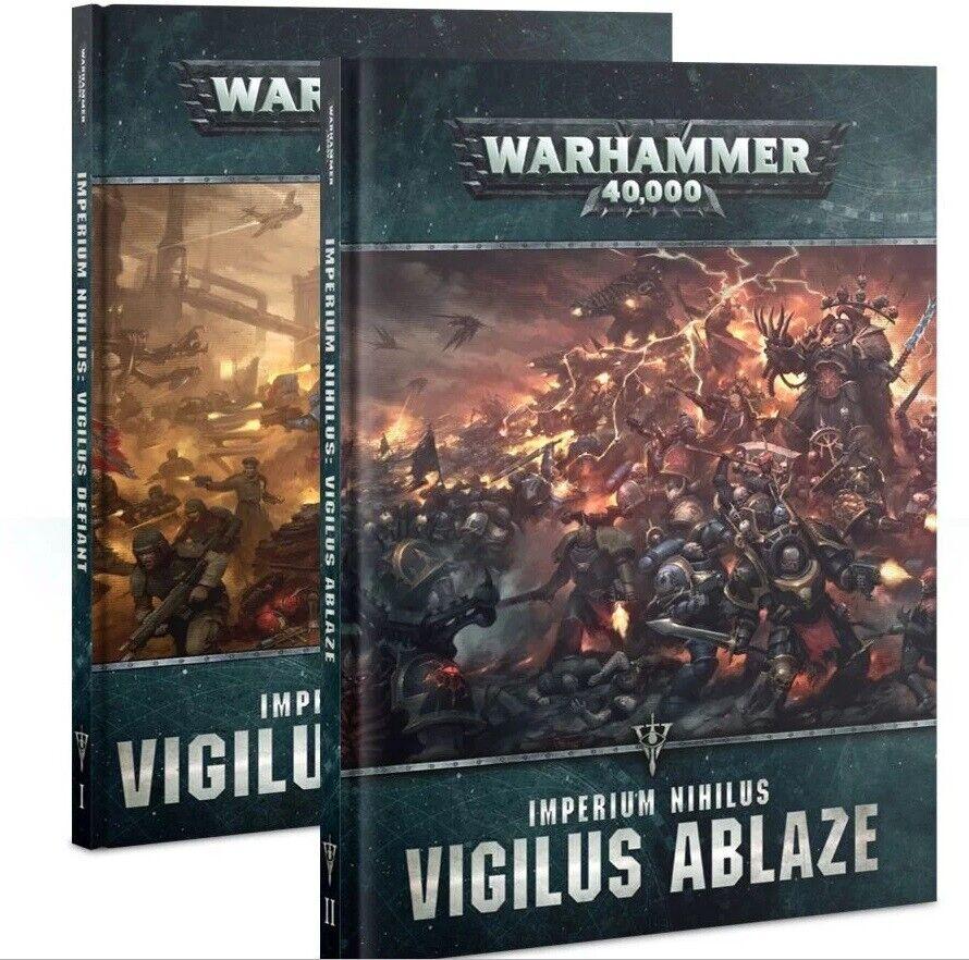 Imperium Nihilus   The War for Vigilus Collection  più ordine