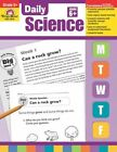 Daily Science Grade 6 by Evan-moor Educational Publishers 9781596739307