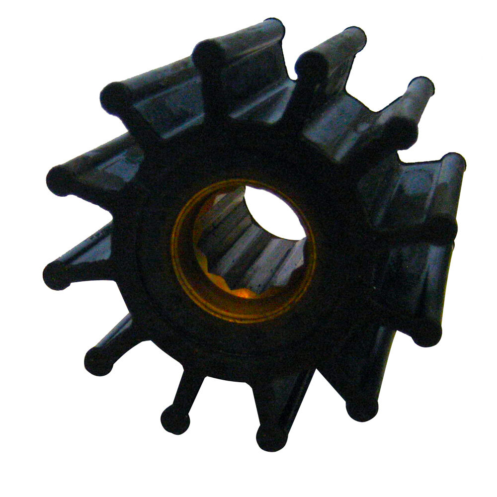 Jabsco Impeller 2-¼ Kit - 12 Blade - Neoprene - 2-¼ Impeller Diameter 7551a9