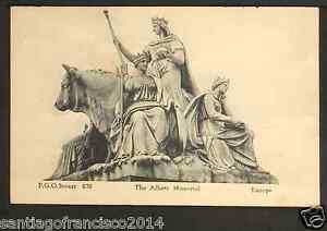 FRANCE-149-PARIS-The-Albert-Memorial-Europe-F-G-O-Stuart-870