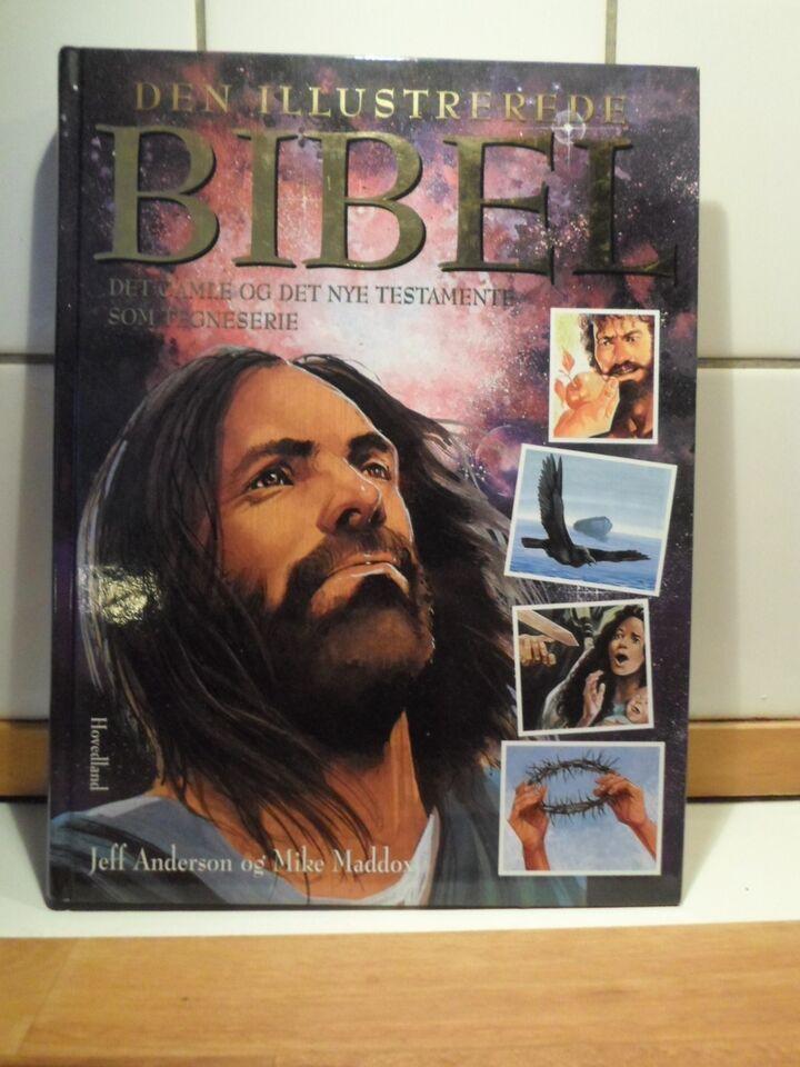 Den illustrerede Bibel, Mike Maddox, Tegneserie
