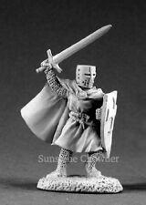 Knight Templar 02119 - Dark Heaven Legends - Reaper MiniaturesD&D Wargames