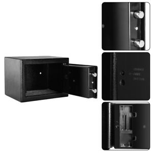 Electronic-Digital-Combination-Home-Security-Office-Safe-Box-Good-Condition