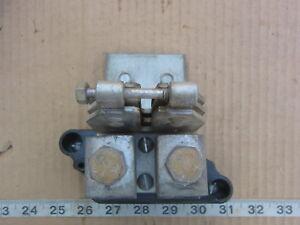 [DIAGRAM_34OR]  Zinsco 5-157 Ilsco D787 Fuse Holder Tail for QSF-6032 600A 2P 240V, Used    eBay   Zinsco Fuse Box      eBay