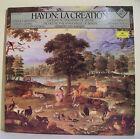 "2 x 33T HAYDN Disques LP 12"" LA CREATION JANOWITZ LUDWIG BERRY KRENN VON KARAJAN"