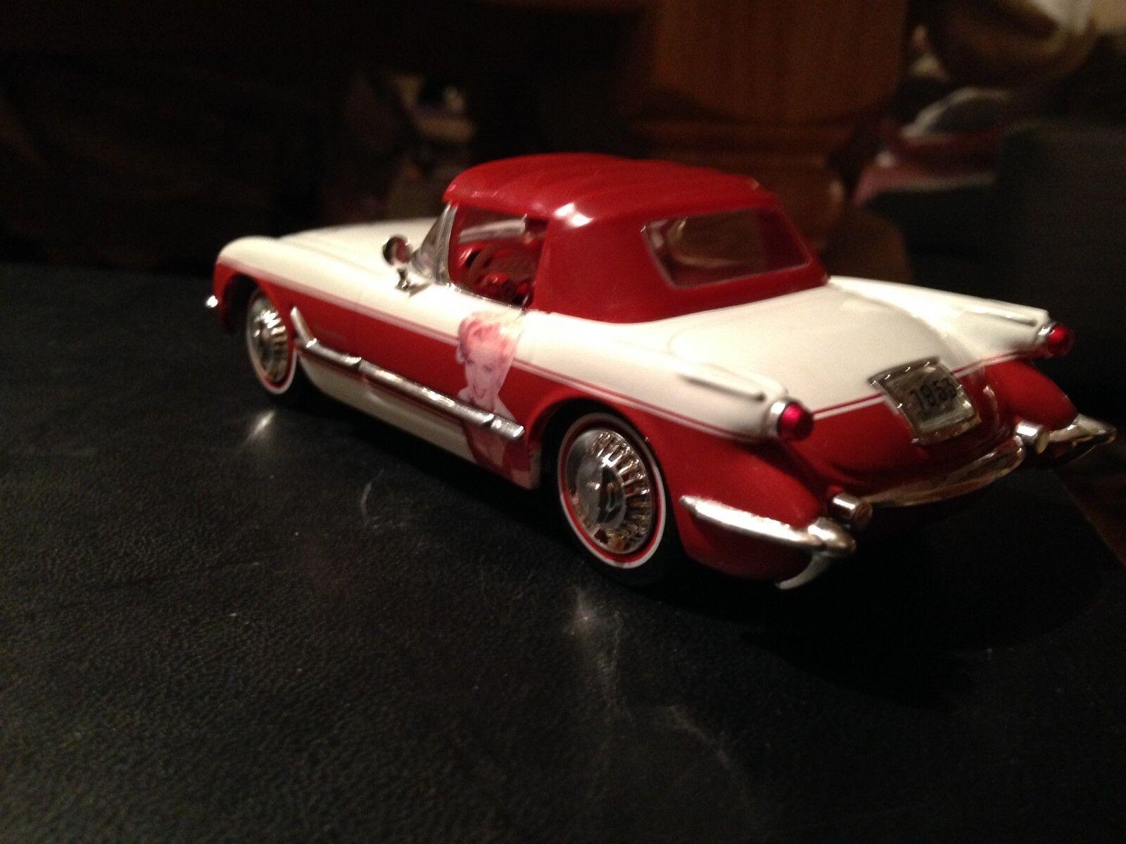 Marilyn monroe 1953 corvette druckguss einziehbaren 1   32 skala von maßnahmen für erwachsene