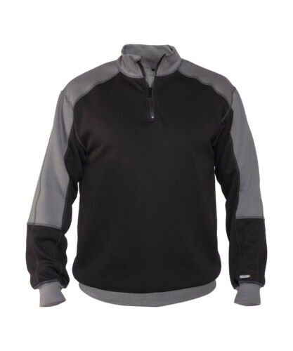 DASSY Felix Sweater Sweatshirt Pullover Basiel Pulli Herren Workwear