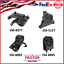 MOTOR /& TRANS MOUNT 1999-2000 MAZDA PROTEGE 1.8L WITH MANUAL TRANS