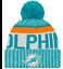 NEW-ERA-2017-18-SPORT-KNIT-NFL-Onfield-Sideline-Beanie-Winter-Pom-Knit-Cap-Hat thumbnail 17