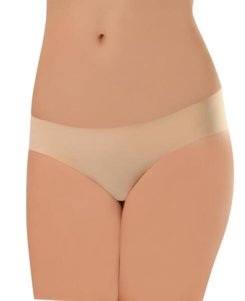 Damen Slip Seamless 3er Pack-Nahtlose Abschlüsse Hipsterpanty Laser Cut