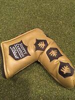 2005 PGA Championship Scotty Cameron The Championship putter head cover