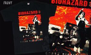 BIOHAZARD-Urban-Discipline-American-heavy-metal-ban-T-shirt-sizes-S-to-6XL