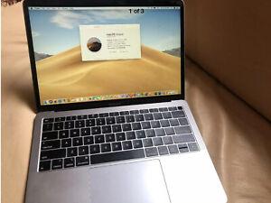 """MacBook Air 13.3"""" 2019 - Intel i5 1.6GHz 8GB 128GB - Touch ..."""