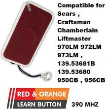 Craftsman 139 53681b Garage Door Opener Key Chain Remote Control 139 53680 For Sale Online Ebay