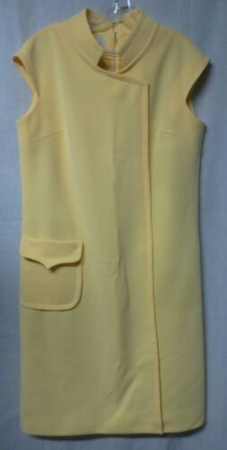 Vintage Nardis of Dallas Casual Yellow Knit Sleeve