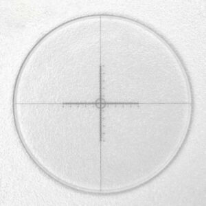 DIV-0-1mm-Microscope-Eyepiece-Micrometer-Diameter-24mm-Cross-Ocular-Reticle-X-Y