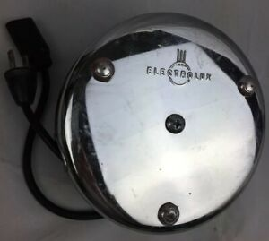 Vintage-Chrome-Electrolux-Type-T-Cordomatic-Reel-Original-Cord-Tested-Works