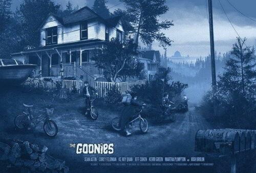 Josh Brolin USA Classic Movie Decor Wall Print Poster H983 The Goonies