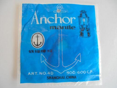Anchor lamp mantles x1