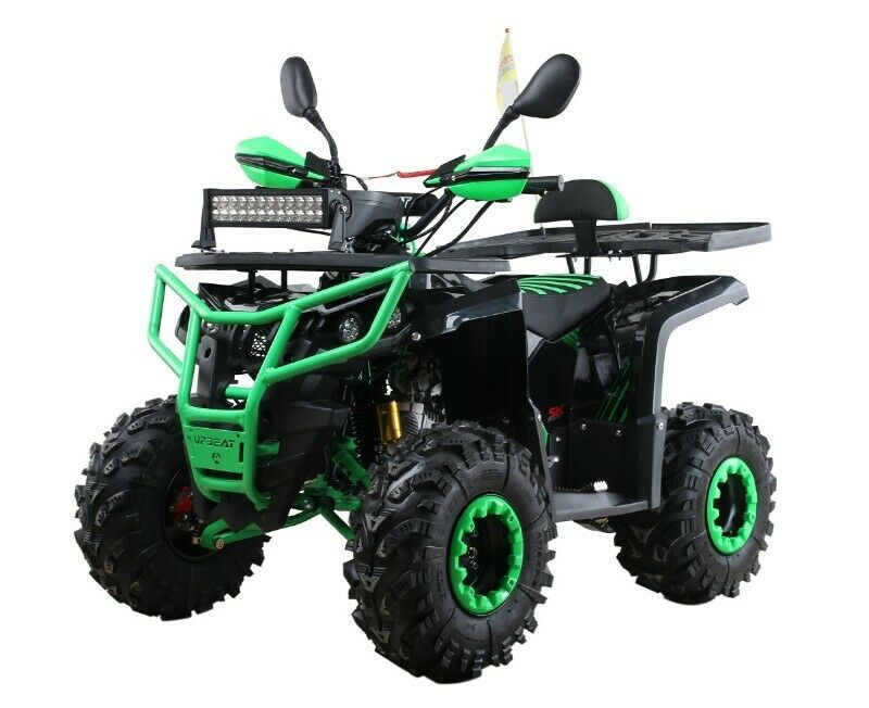 BRAND NEW 150cc BERETTA QUAD BIKES with Rack and Front LED Spotlight FOR SALE