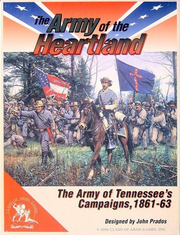 Kampf der armen wargames der armee der kernland  armee von tennessee 1861-63 nisw