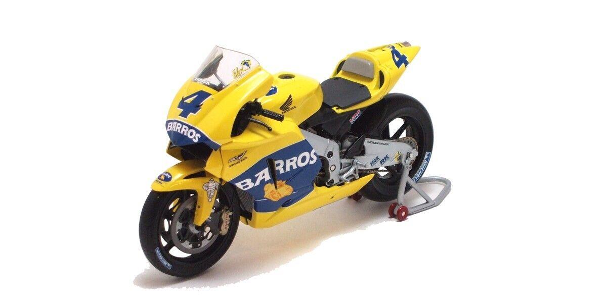 1 12 Honda RC211V Barros MotoGP 2005 1 12 • MINICHAMPS 122051004