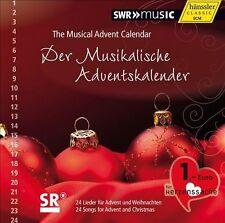 Musical Advent Calendar 2013, New Music