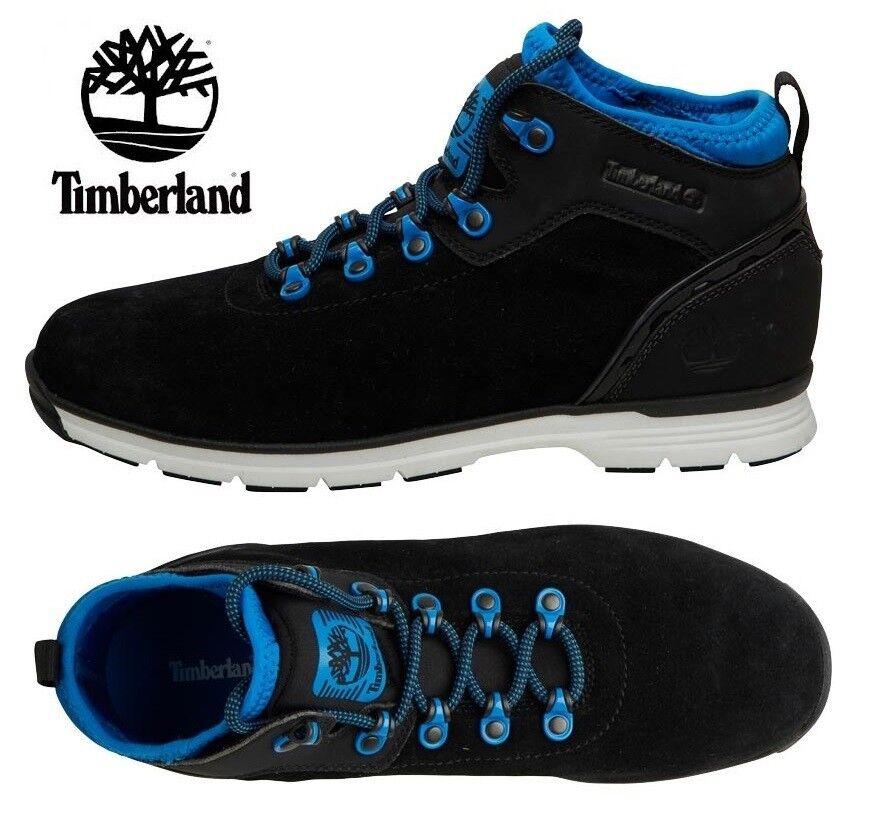 ogromna zniżka niska cena duża obniżka Timberland Men's Northpack SF LT Black Hiker BOOTS A1GMF Size UK 8.5 EU 43