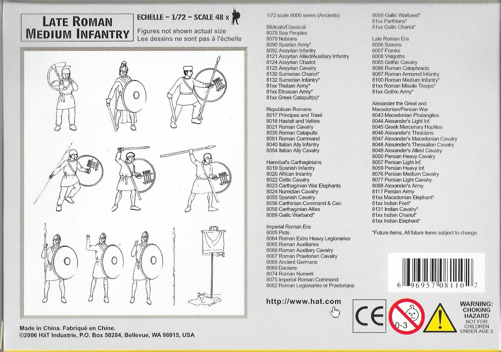 HäT//HaT Ancient Sumerian Chariots 1//72 Scale 25mm