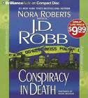 Conspiracy in Death by J D Robb (CD-Audio, 2012)