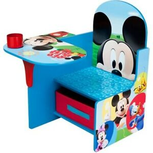 Magnificent Details About Disney Mickey Mouse Chair Desk With Storage Bin Delta Children Toddlers Kids New Pdpeps Interior Chair Design Pdpepsorg