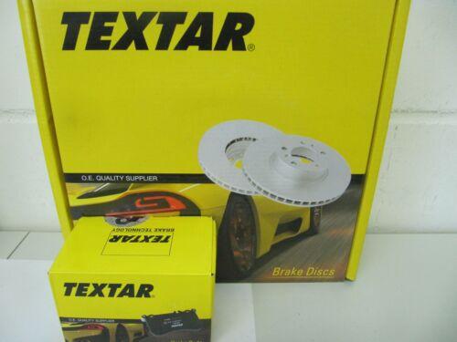 Textar Bremsscheiben und Bremsbeläge Opel Vivaro Renault für vorne