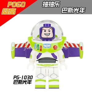 Buzz Lightyear Mini Figures Series 16 Collectible Toy Story Building Toys #5th54