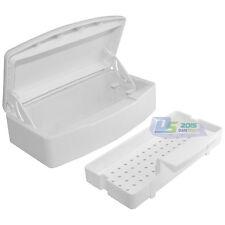 Disinfectant Sterilising Tray Disinfector Sanitizer Box Salon Shop Nail Art Tool
