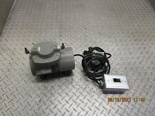 Rietschle Thomas 927ca18 Compressor Vacuum Pump 18 Hp 60 Hz 115v 533