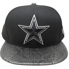 17392123a2f9a item 5 DALLAS COWBOYS NFL NEW ERA 9FIFTY SNAKESKIN SLEEK BLACK SNAPBACK HAT  CAP  28 -DALLAS COWBOYS NFL NEW ERA 9FIFTY SNAKESKIN SLEEK BLACK SNAPBACK  HAT ...