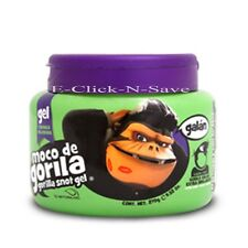 Moco de Gorila Hair Styling Gel (Gorilla Snot Gel) Galan 9.52 oz( 270g)