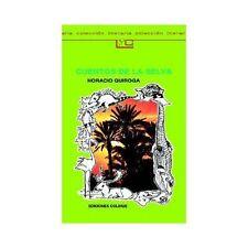 Cuentos de la Selva by Horacio Quiroga (1987, Paperback)